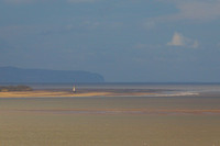 Talacre Lighthouse from West Kirby