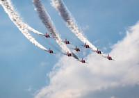 Red Arrows - exiting a loop